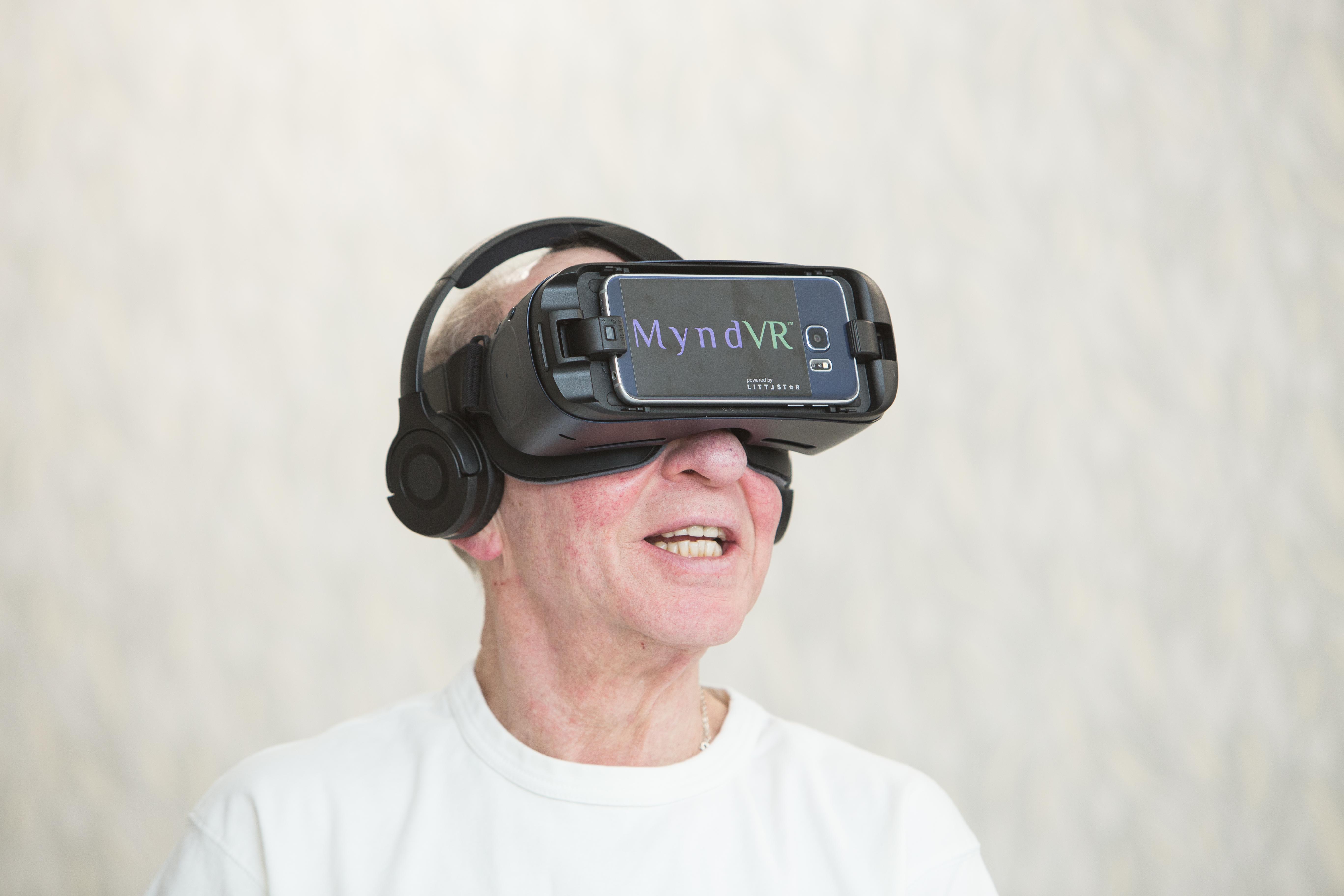 MyndVR at Upper East Side : A Future for Cognitive Health